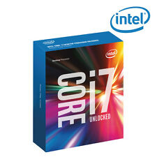Intel Core i7 6700K Quad Core LGA 1151 4GHz Unlocked CPU Processor
