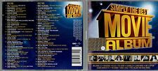 SIMPLY THE BEST MOVIE ALBUM 2 CD U2 MADONNA REM CORRS ERIC CLAPTON DOORS SEAL