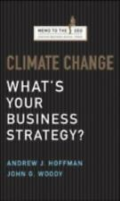 Climate Change: What's Your Business Strategy? (Memo to the CEO), Andrew J. Hoff