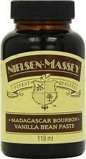 Nielsen-Massey Vanillas 4-oz Madagascar Bourbon Vanilla Bean Paste Beans Extract