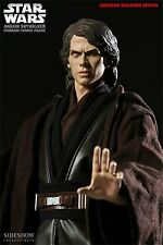 SIDESHOW Exclusive ANAKIN SKYWALKER PREMIUM FORMAT Figure STATUE STAR WARS Bust
