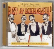 (GN28) Best of Barbershop, 20 tracks by The Freddy Williams Four - 2002 CD