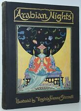 ARABIAN NIGHTS Hildegarde Hawthorne Virginia Sterrett Penn Publishing Co 1928