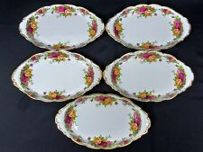 OLD COUNTRY ROSES REGAL / SANDWICH TRAY, 1st QUALITY, GC, ENGLAND, ROYAL ALBERT