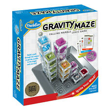 ThinkFun Gravity Maze - NEW - Falling Marble Logic Game