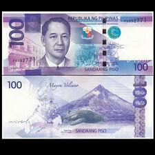 Philippines 100 Piso, 2014, P-208, UNC