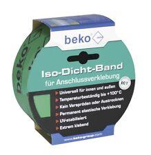 Beko Iso Dichtband Klebeband grün 60mm x 25m Dampfsperre Dampfbremse Bremsfolie
