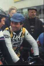 BERNARD HINAULT Cyclisme PHOTO cycling Ciclismo Tour de France RENAULT départ