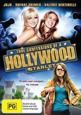 True Confessions of a Hollywood Starlet DVD NEW