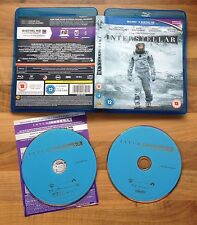 INTERSTELLAR - Blu-Ray & Digital HD - A Christopher Nolan Film - M McCONAUGHEY