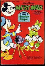 Micky Maus --1979--Nr. 19--Mit Beilage--und Schnipp--