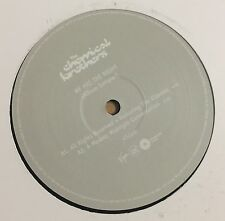 "CHEMICAL BROTHERS - WE ARE THE NIGHT ( XDUSTPROMOX ) Vinyl-Maxi (12"") RAR - NEU"