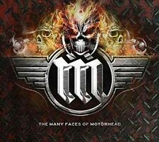 Many Faces of Motorhead by Various Artists (CD, Dec-2015, Music Brokers)