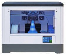 FlashForge USA Dreamer 3D Printer with ABS/PLA Dual Extruders Enclosed Chamber