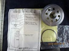 """Cartridge To Spin On Oil Filter Adaptor Conversion Kit 1 ½"""" -12  [E6S4]"""