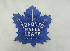 "Toronto Maple Leafs XL Huge High Quality Embroidered Patch 9.4""x10.6"""