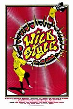 WILD STYLE Movie POSTER 27x40 Lee George Quinones Fredrick Braithwaite Dondi