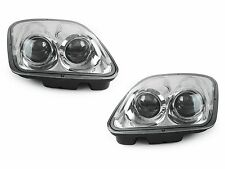 DEPO 97-04 CHEVY CORVETTE C5 CHROME PROJECTOR HEADLIGHT DOT VETTE Z06 LS1 LS6