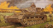1/35 German Pz.Kpfw. IV Ausf. F2(G) ~ Smart Kit ~ Dragon DML #6360