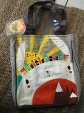 New Loungefly Crowded Teeth Tote Bag NWT Bunny rare hard to find sold out