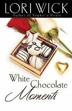 Lori Wick WHITE CHOCOLATE MOMENT Christian Fiction Paperback