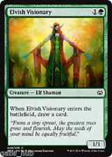 ELVISH VISIONARY Nissa Vs Ob Nixilis Duel Deck Magic MTG cards (GH)