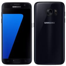 Verizon Straight Talk Unlocked Samsung Galaxy S7 SM-G930V 32GB Black Good