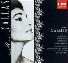 Bizet: Carmen (CD, Apr-1997, 2 Discs, EMI Music Distribution)