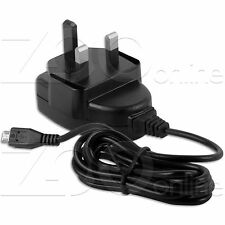 Micro USB 2A UK Mains Wall Charger For Anker Astro 5600mAh External Power Bank