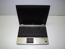 Notebook Laptop HP Elitebook 6930P Intel Core 2 Duo P8600 HDD Ram 3GB 160 Gb 14""