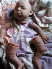 Infant Reborn Doll Available Bi Racial/ Ethnic/ American For Sale/ Baylee -