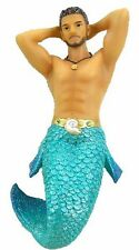 December Diamonds Nautilus Glitter Merman Christmas Ornament Decoration 5555004