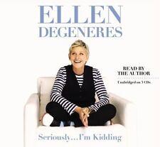 Seriously...I'm Kidding, DeGeneres, Ellen