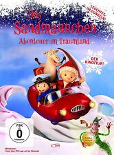DAS SANDMÄNNCHEN - ABENTEUER IM TRAUMLAND Winter Editiion SANDMANN DVD Neu