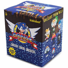 Kidrobot Sonic The Hedgehog Blind Box Vinyl Figure 1 Full Case Of 20 Blind Boxes