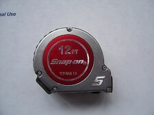 New Snap On 12'  Tape Measure. New In Box