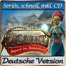 The Saint - Abgrund der Verzweiflung Deluxe - PC-Spiel - Abyss of Dispair