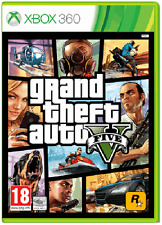 Xbox 360 - Grand Theft Auto V (GTA 5) **New & Sealed** Official UK Stock