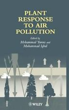 Plant Response to Air Pollution by Mohammed Yunus (1996, Hardcover)