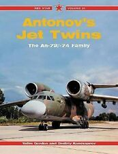 Antonov's Jet Twins: The An-72-74 Family - Red Star Vol. 21