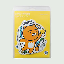 Kakao Friends Winter Story Laptop Mobile Deco Sticker Korea Daum Cute Character