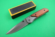 Tactical Folding Pocket Sport Knife Saber Outdoor Hunting Camping Fishing Gift