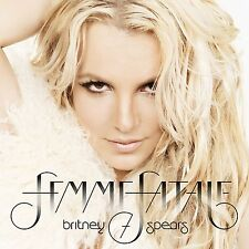 Britney Spears Femme-Fatale 24 X 36 Poster