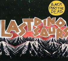 Back From The Dead, 5 Tracks [Digipak] by Last Dinosaurs (CD, 2010, Dew Process)
