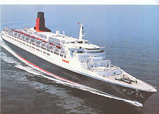 "Shipping Postcard - Cruise Liner - ""Queen Elizabeth 2""       LE241"