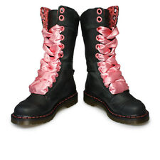 Dr. Martens Women's Triumph 1914 W  Black Pink Darkened Mirage US 10 EU 42 UK 8