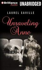 NEW - Unraveling Anne by Saville, Laurel