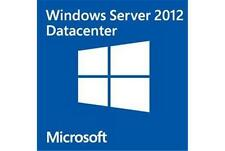 Microsoft Windows Server Data Center 2012/2008 r2 - 64 bit-English-DVD-IBM