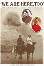 Anzac Girls Olive Haynes Diary Story We Are Here Too - Nurse Seen ABC MiniSeries