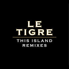 This Island Remixes Le Tigre MUSIC CD